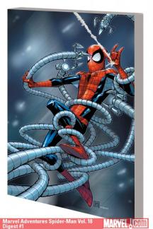 Marvel Adventures Spider-Man Vol. 18 Digest (Digest)