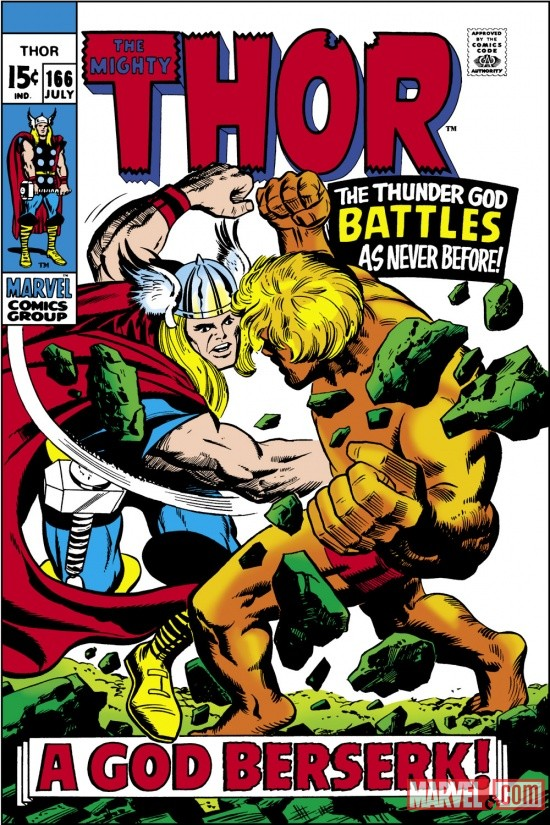Thor (1966) #166