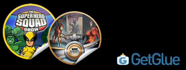 Check-in to Marvel Animation on GetGlue