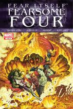 Fear Itself: Fearsome Four (2011) #4