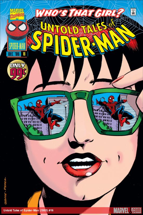Untold Tales of Spider-Man (1995) #16 Cover