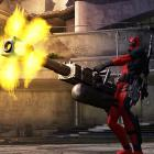 Deadpool uses the big guns in the Deadpool video game