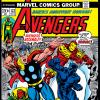 Avengers (1963) #122 Cover