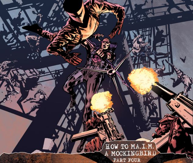cover from Secret Avengers (2013) #15