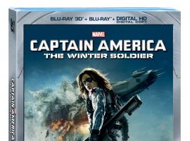 Marvel's Captain America: The Winter Soldier Walmart O-Sleeve Variant