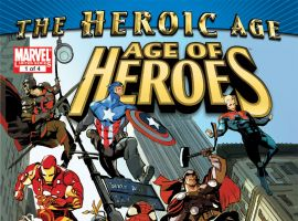 Age of Heroes (2010) #1 Cover