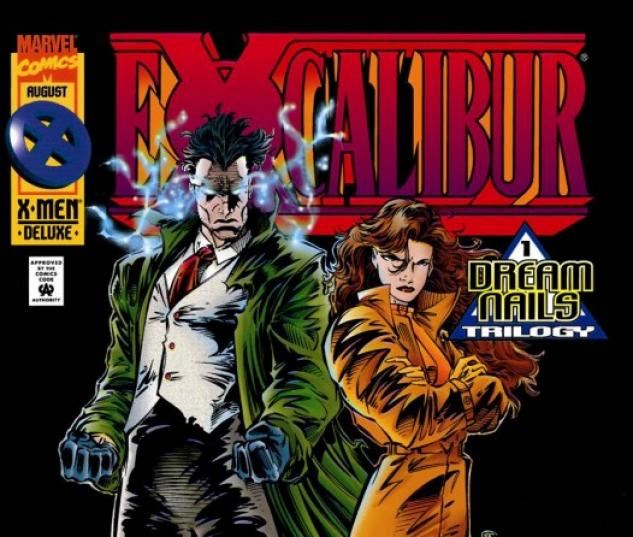 Excalibur Visionaries: Warren Ellis Vol. 1 (Trade Paperback)