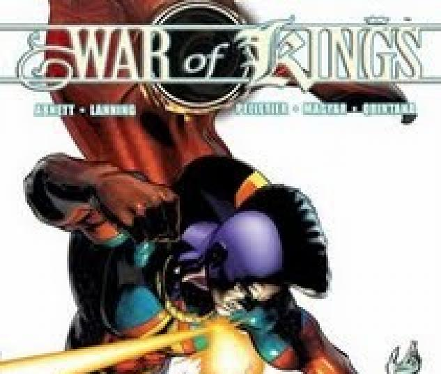 WAR OF KINGS (2009) #2