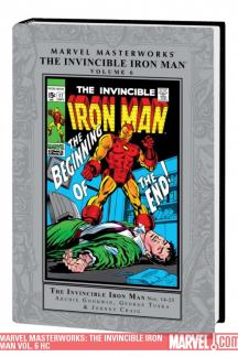 Marvel Masterworks: The Invincible Iron Man Vol. 6 (Hardcover)