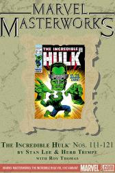 Marvel Masterworks: The Incredible Hulk Vol. 5 (Hardcover)