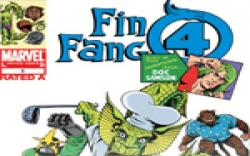 Fin Fang Four (2008) #1