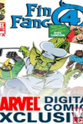 Fin Fang Four #1 