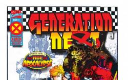 Generation Next #1