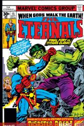 Eternals #15 