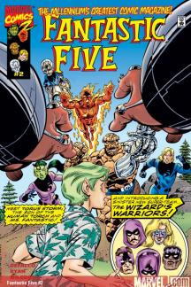 Fantastic Five #2