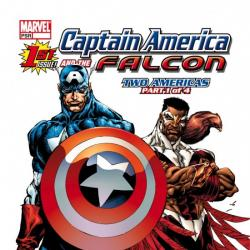 CAPTAIN AMERICA &amp; THE FALCON #1