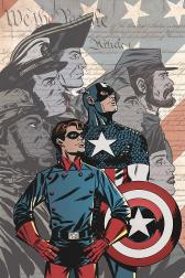 Captain America 65th Anniversary #1