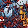 Ultimate Spider-Man #100 Wrap-Around Cover