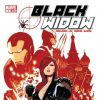 Image Featuring Black Widow, Iron Man