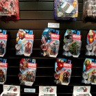 Marvel Universe action figures from Hasbro at Toy Fair 2011