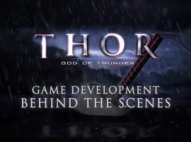 Thor: God of Thunder- Behind The Scenes
