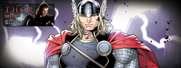 Earth's Mightiest Costumes: Thor