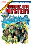 Journey Into Mystery (2011) #631 (Mc 50th Anniversary Variant)