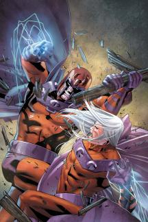 Magneto: Not a Hero (2011) #4