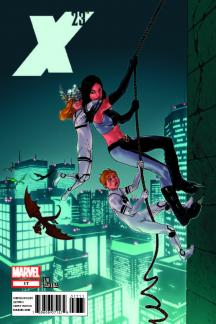X-23 (2010) #17