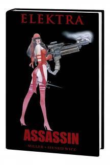 Elektra: Assassin (Hardcover)