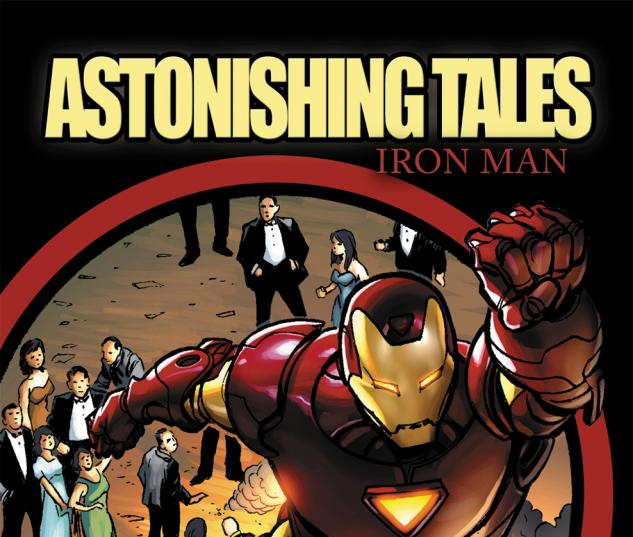 Astonishing Tales: One Shots (Iron Man) (2008) #1