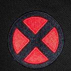 X-Men logo close-up from WeLoveFine