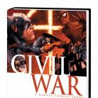 CIVIL WAR PROSE NOVEL HC (SDOS)