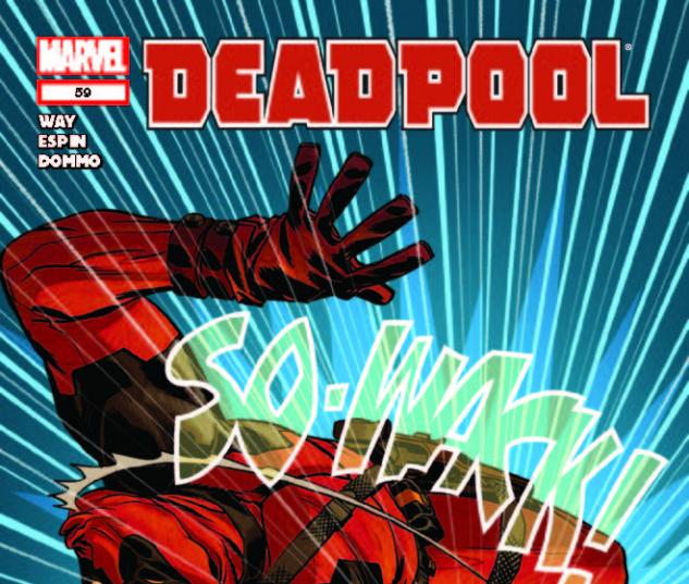 DEADPOOL 59