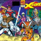 X-Force (1991) #1 Cover