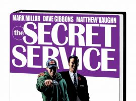 THE SECRET SERVICE: KINGSMAN PREMIERE HC