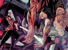 Death of Wolverine: The Logan Legacy #4 preview art by Juan Doe