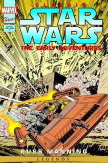 Classic Star Wars: The Early Adventures #4