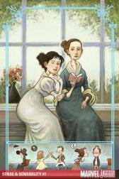 Sense &amp; Sensibility #1 