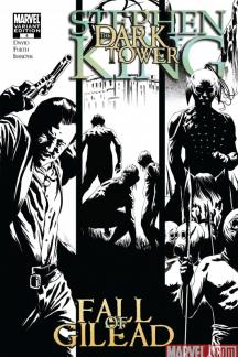 Dark Tower: The Fall of Gilead (2009) #4 (SKETCH VARIANT)