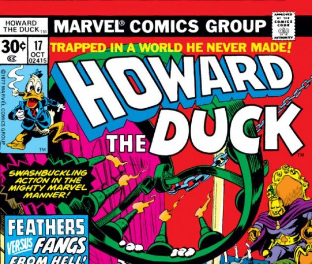 Howard the Duck #17