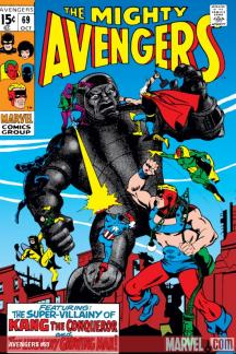 Avengers (1963) #69