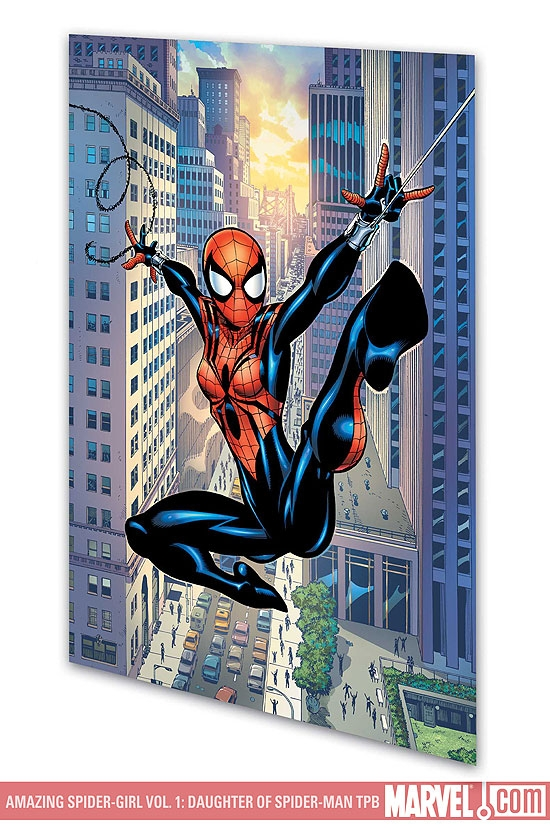 Amazing Spider-Girl Vol. 1: Whatever Happened to the Daughter of Spider-Man (Trade Paperback)
