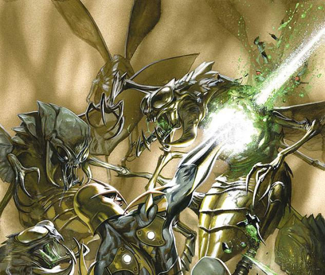 ANNIHILATION (2008) #2 COVER