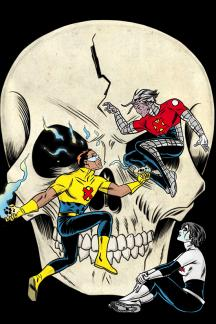 X-Statix Presents: Dead Girl (2006) #3