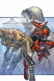 Cable &amp; Deadpool (2004) #12