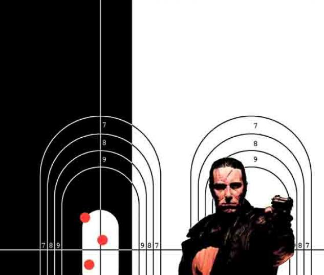PUNISHER (1999) #34 COVER