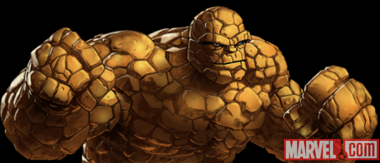 The Thing from Marvel: Avengers Alliance