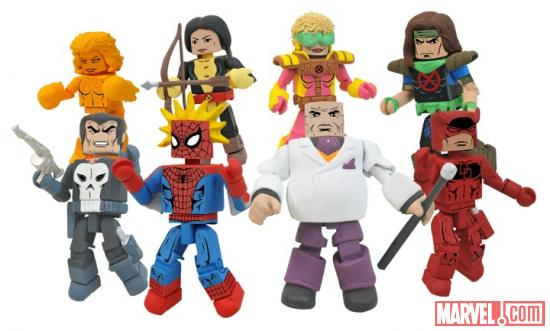 Marvel Minimates Series 13 At Toys R Us