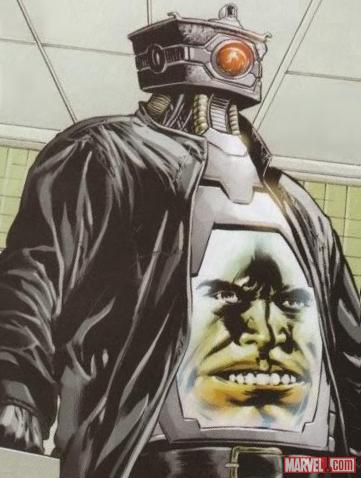 Arnim Zola by Steve Epting
